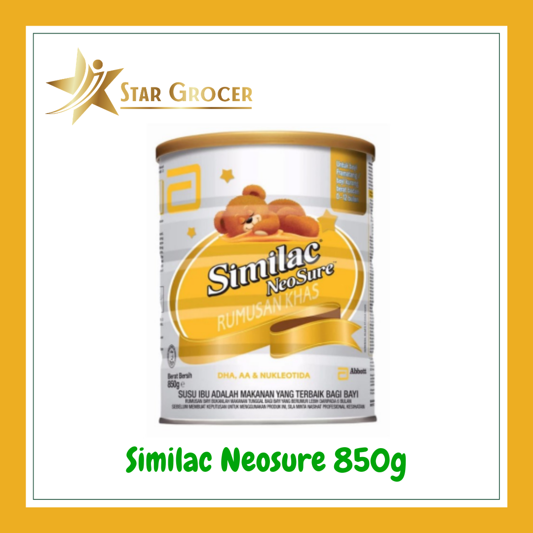 image of Similac Neosure 850g