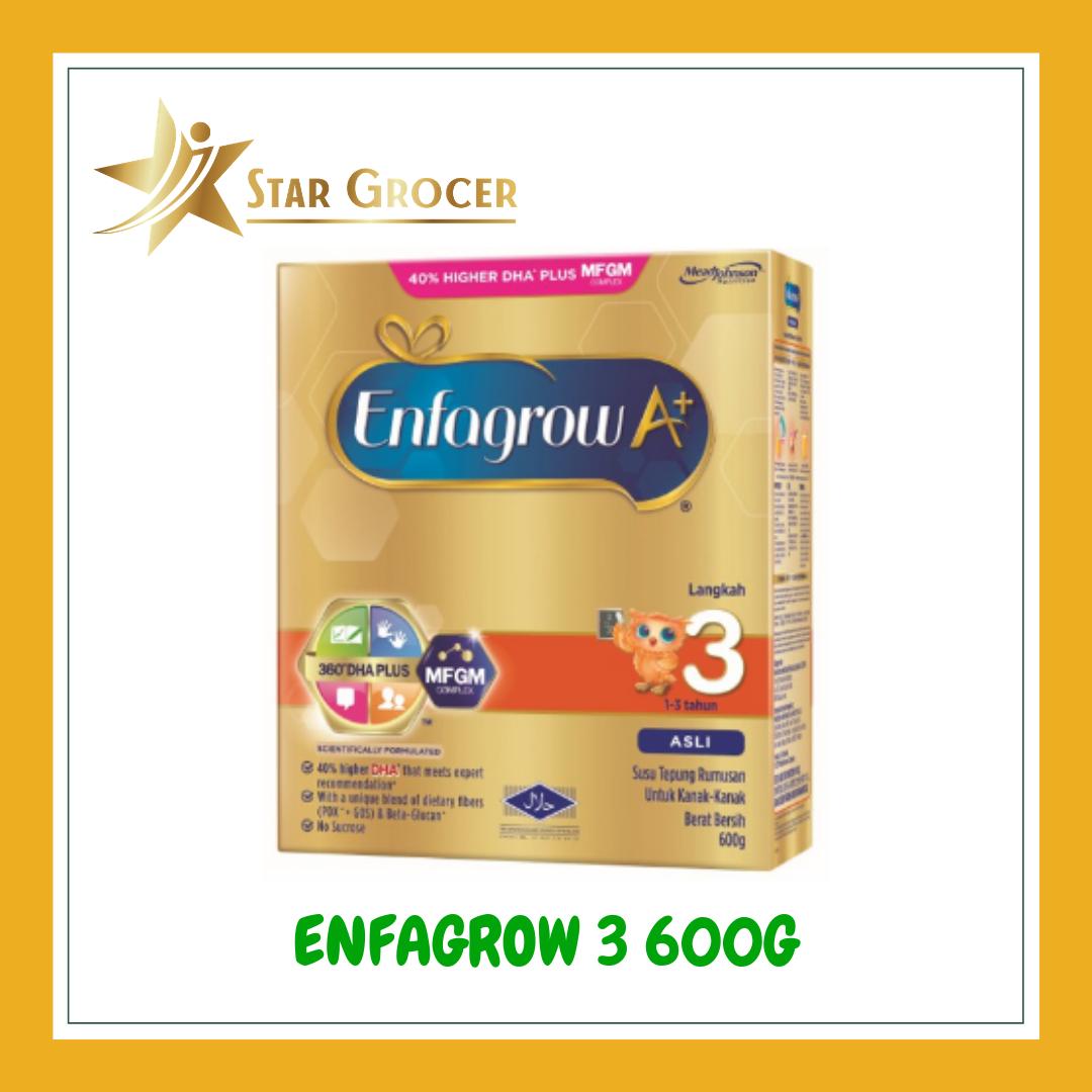 image of Enfagrow A+ Step 3 - 600g / 1.2kg / 1.8kg
