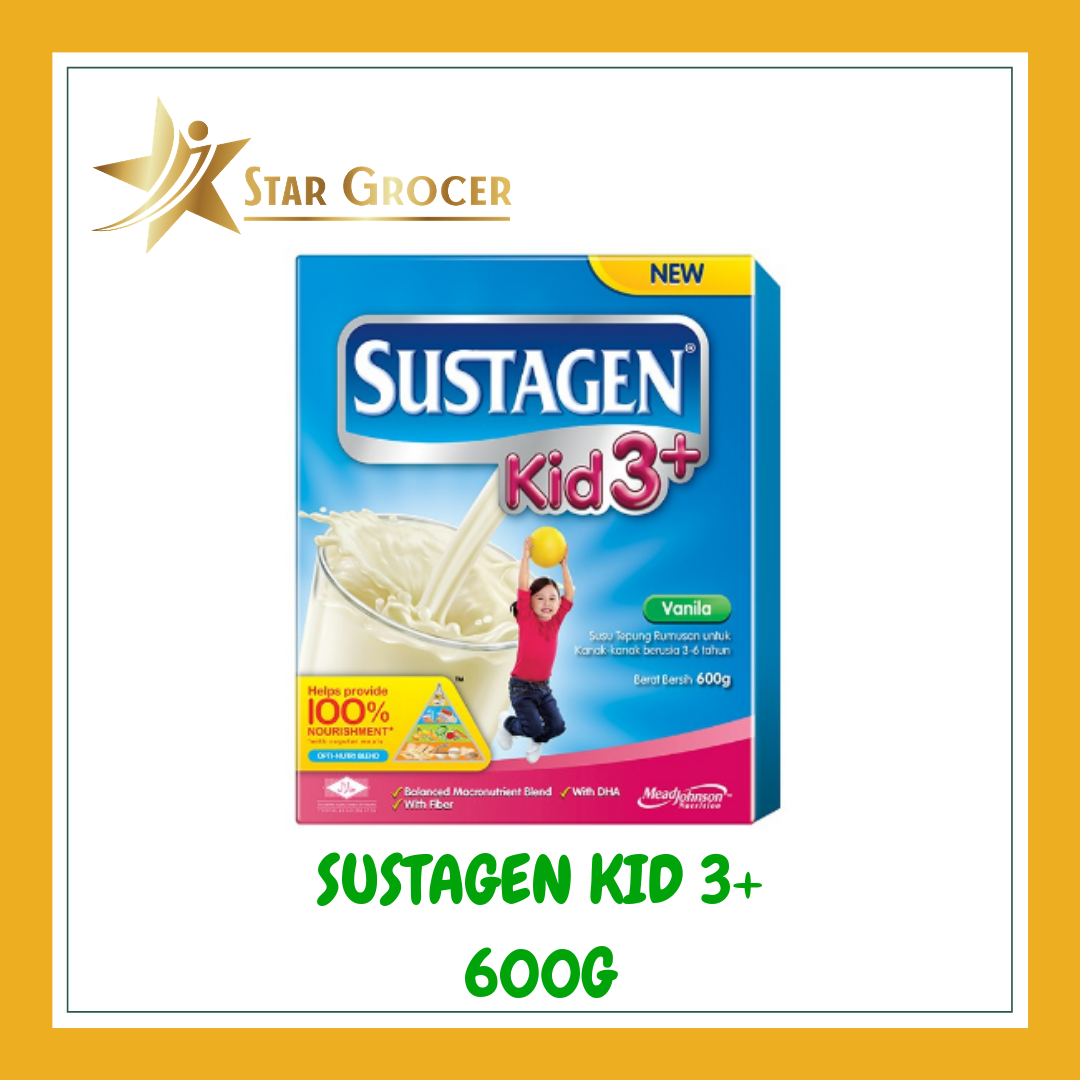 image of Sustagen Kid 3+ - 600g / 1.2kg