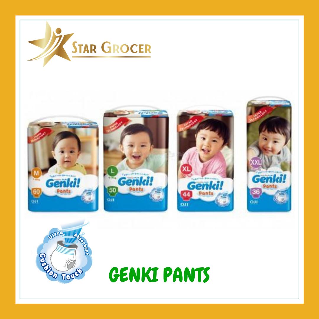 Genki! Pants - M / L / XL / XXL