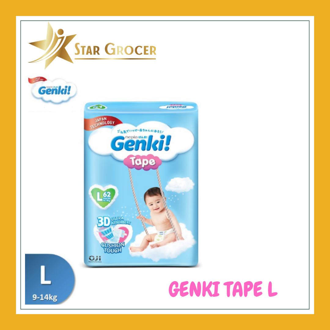 Genki! Tape - M / L / XL