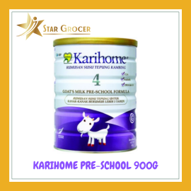 image of Karihome Pre-School Formula Step 4 900g