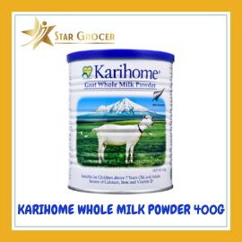 image of Karihome Whole Goat Milk Powder 400G
