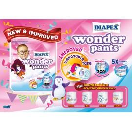 image of Diapex Wonder Pants