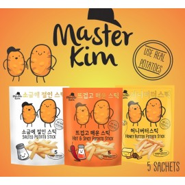 image of MASTER KIM POTATO STICK 80G