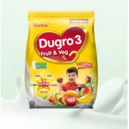image of Dugro 3 Fruit&Veg 1-3years 900g