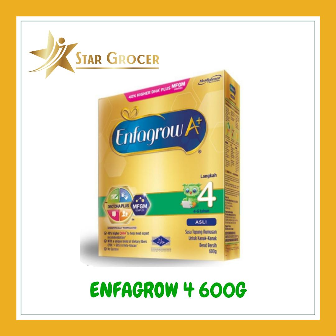 image of Enfagrow A+ Step 4 - 600g / 1.2kg / 1.8kg