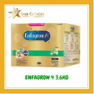 image of Enfagrow A+ Step 4 - 3.6kg