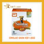 Similac Gain Kid Step 4 1.8kg