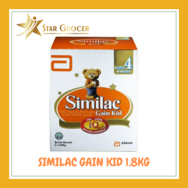 image of Similac Gain Kid Step 4 1.8kg