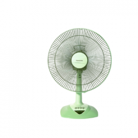 "image of PANASONIC 16"" TABLE FAN MEADOW GREEN PAN-F-MN405"