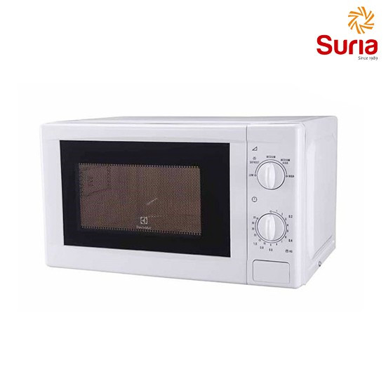 image of ELECTROLUX 20L MICROWAVE, AUTO DEFROST EMM2021MW