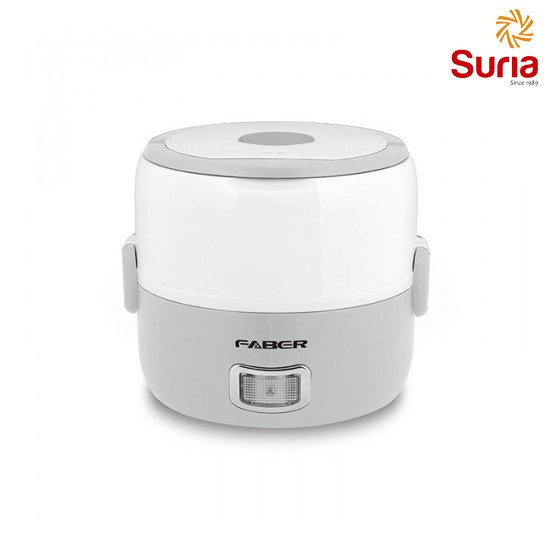 FABER 0.6L STAINLESS STEEL FOOD STEAMER FAB-MINI2