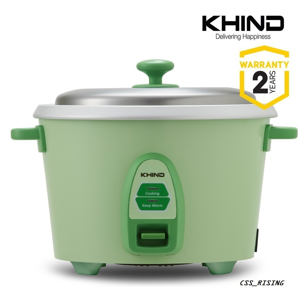 image of KHIND 1.8L RICE COOKER RC818N