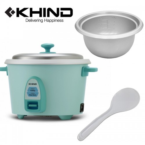 image of KHIND 1L RICE COOKER RC810N