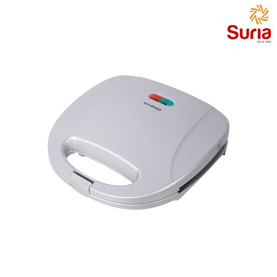 image of KHIND SANDWICH TOASTER 4 SLICES NON STICK ST810
