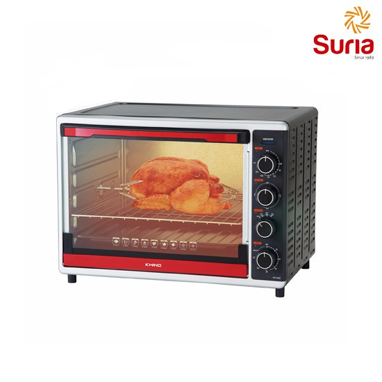 image of KHIND 52L ELECTRIC OVEN KHI-OT5205