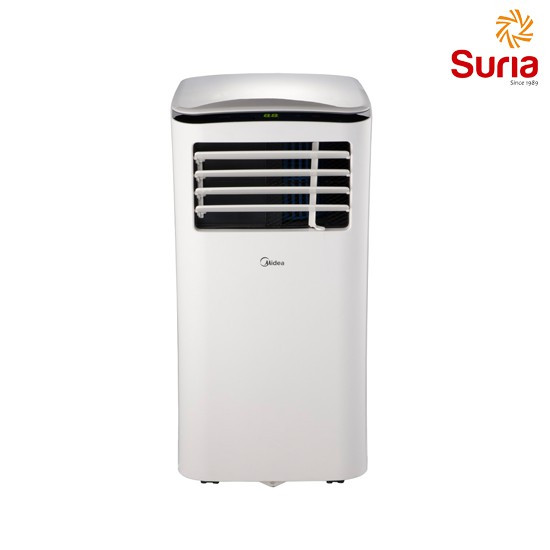 image of MIDEA 1.0HP PORTABLE AIR CONDITIONER MPH-09CRN1