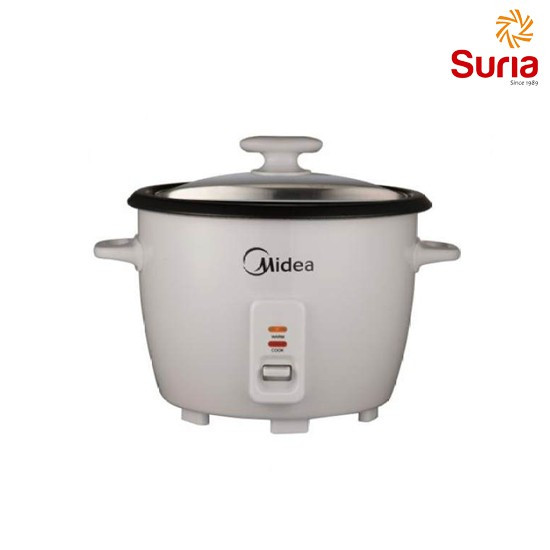 image of MIDEA 0.6L CONVENTIONAL RICE COOKER MGGP06B