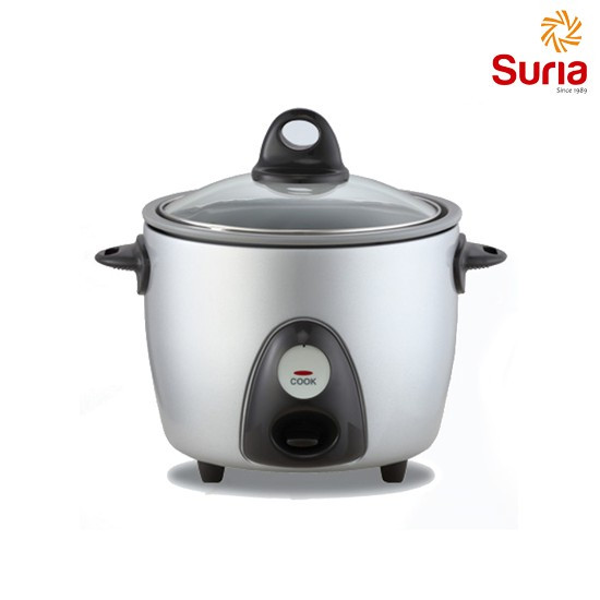image of PANASONIC 0.6L CONVENTIONAL RICE COOKER SR-G06FG