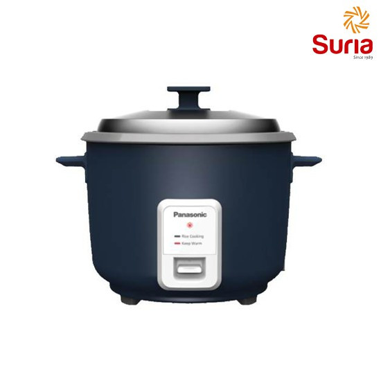 image of PANASONIC 1.8L CONVENTIONAL RICE COOKER SR-CA188ZMB