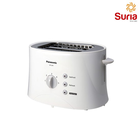 image of PANASONIC POP-UP TOASTER PAN-NT-GP1WSK