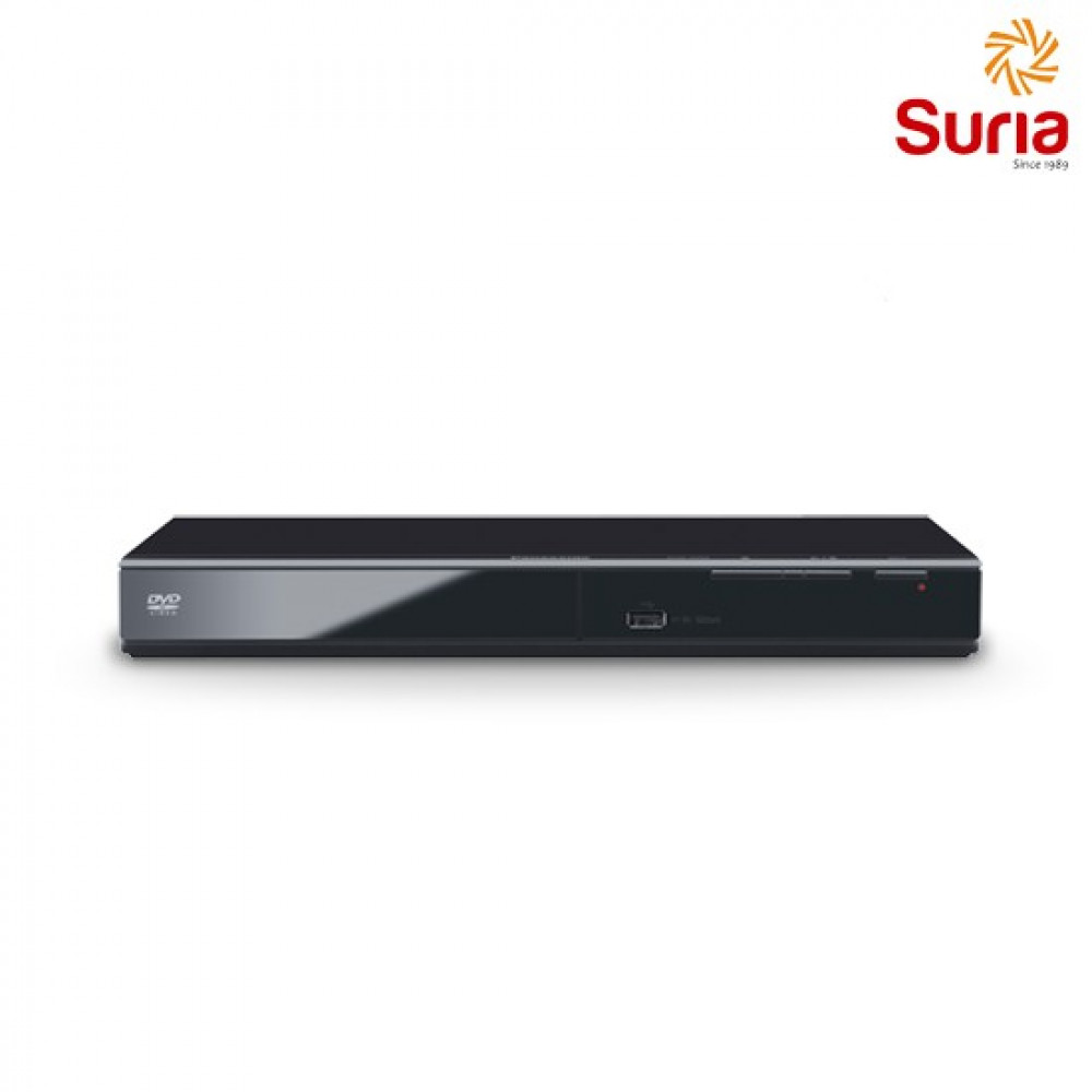 PANASONIC DVD PLAYER PAN-DVD-S500
