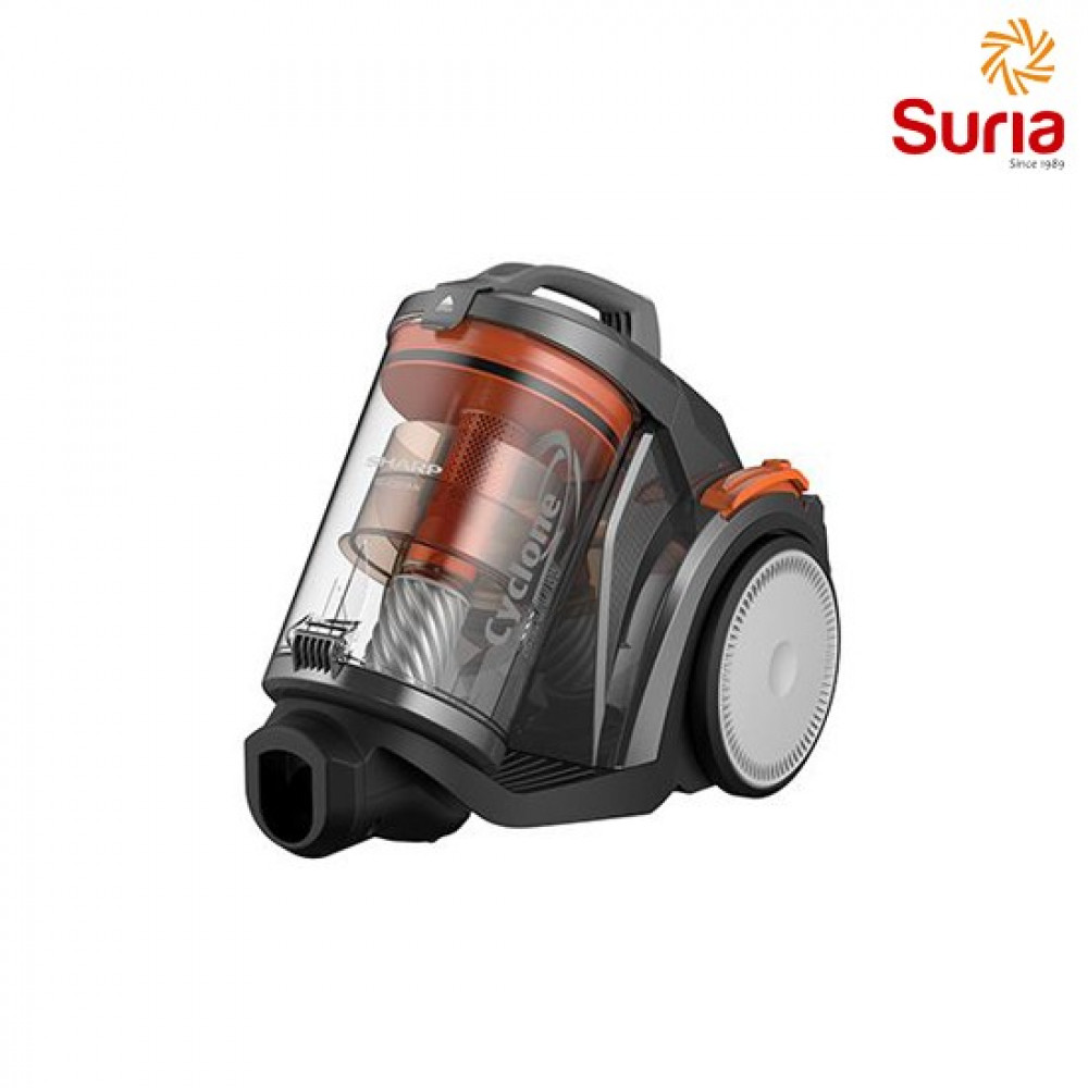 SHARP 2200W CYCLONE VACUUM CLEANER SHA-ECC2219N