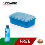 Elianware Lunch Box Container (1.3L) [FREE Water Tumble 1L BPA Free]