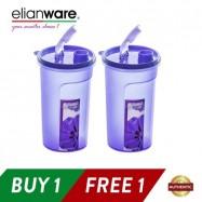 image of Elianware E-Fresh Water Tumbler (1.1L X 2 Pcs) BPA Free