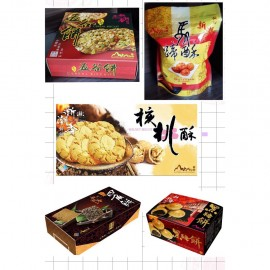 image of 新潮香饼舖 Sin Teo Hiang afternoon tea snacks (5 in 1)