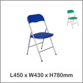 image of Folding Chair / Foldable Chair / Office Chair / Class Chair 1205