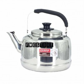 image of (100% Original) Zebra Stainless Steel Whistling Kettle (3.5/4.5/7.5LT)