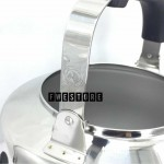 (100% Original) Zebra Stainless Steel Whistling Kettle (3.5/4.5/7.5LT)