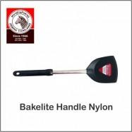 image of (100% Original) Zebra Stainless Steel Focus Bakelite Handle Nylon Turner