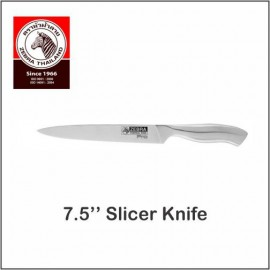 "image of (100% Original) Zebra Stainless Steel 7.5"" Slicer Knife - Pro II"