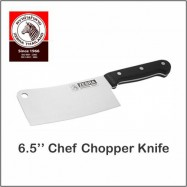 "image of (100% Original) Zebra Stainless Steel Chef Chopper Knife (6.5"" / 7.5"")"
