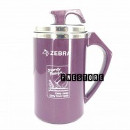 image of (100% Original) Zebra Stainless Steel 450ML Double Wall Mug - Zelect