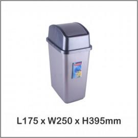 image of Swing Top Dustbin 9LT / 14LT