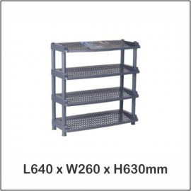 image of Shoe Rack 4 Tier / 5 Tier