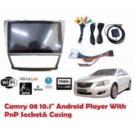 """image of 2008~2011 TOYOTA CAMRY OEM 10"""" Android WiFi GPS MP5 Player(NO DVD)"""