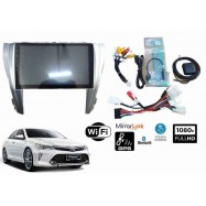 "image of 2015 ~2017  TOYOTA CAMRY OEM 10"" Android WiFi GPS MP5 Player (NO DVD)"