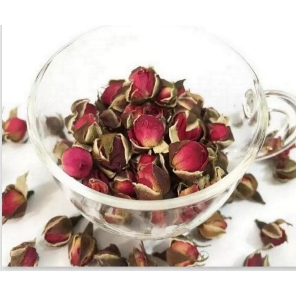 Phnom Penh Rose Flower Tea金边玫瑰(50g)