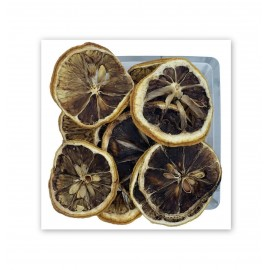 image of Natural Dried Lemon Slices柠檬干(50g)