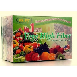 image of Dr. Fit Vege High Fiber(12gx 15packs)