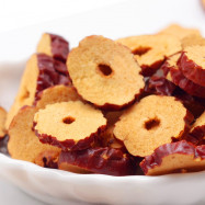 image of Dried Red Dates Chips若姜红枣脆片 200G