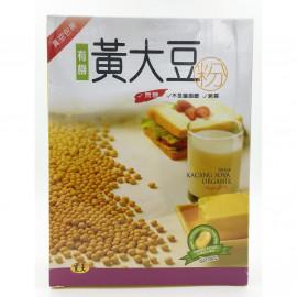 image of HEI HWANG Organic Soyabean Powder | Serbuk Kacang Soya Organik | 黑王有机黄大豆粉 500G