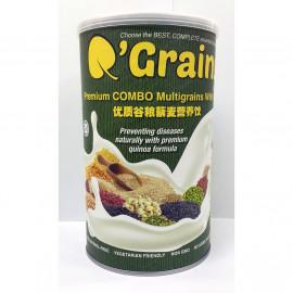 image of Q'GRAINS Multigrains With Quinoa優質谷糧藜麥營養飲 400g