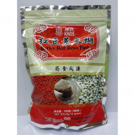 image of KINDS BARLEY RED BEAN PASTE红豆薏米糊(35GX8'S)