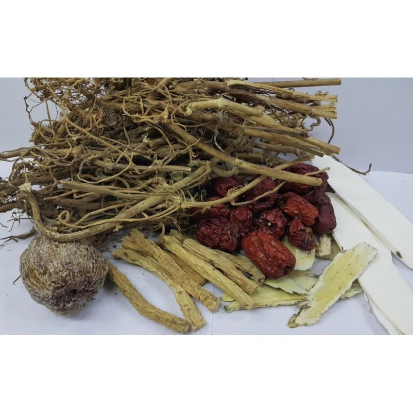 image of Peanut Root Herbal Soup花生根清补汤 125G